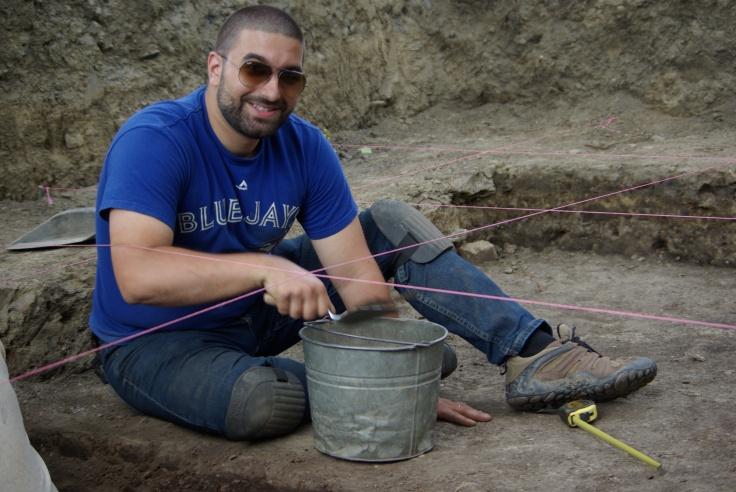 Dario Guiducci - Archéologue superviseur