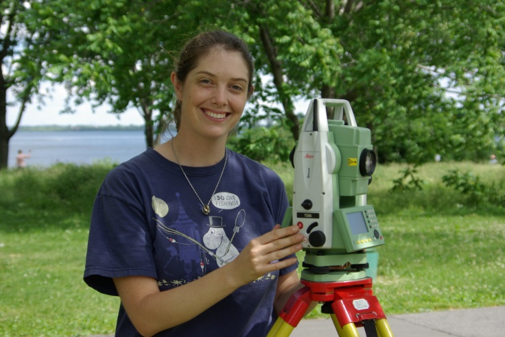 Jennifer Maddick Bracewell - Archéologue superviseure